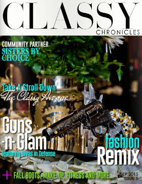 Classy Chronicles, September 2015