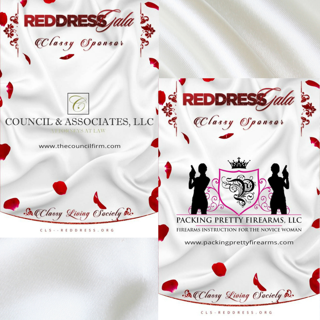 CHRONICLES TOO! SPECIAL FEATURE – 5TH ANNUAL RED DRESS GALA CLASSY SPONSORS!