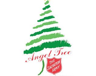VOLUNTEERING AT THE SALVATION ARMY ANGEL TREE REGISTRATION!