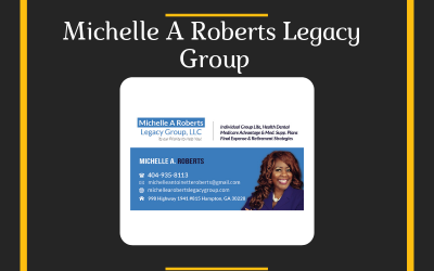 Michelle A Roberts Legacy Group