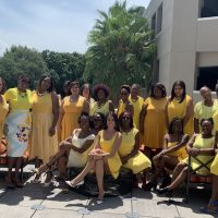 #HelloTampa! The Yellow Dress Brunch in Tampa, Florida!