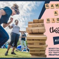 Laughter, Fun & GAMES – The Games and Giggles Event!