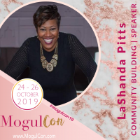 CLS Founder LaShanda Pitts Spoke at MogulCon 2019!