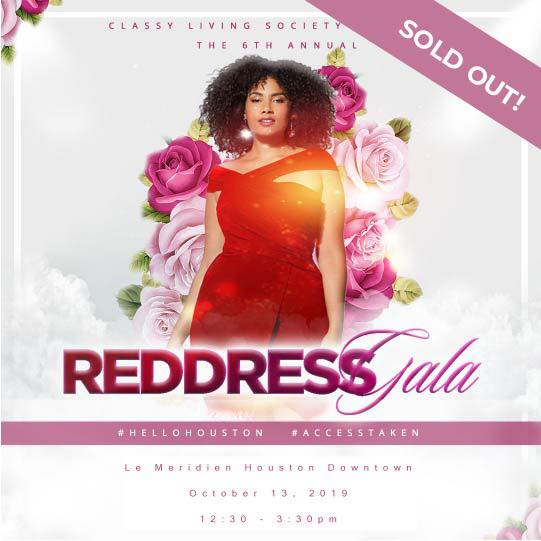 The 6th Annual Red Dress Gala is Sold Out!