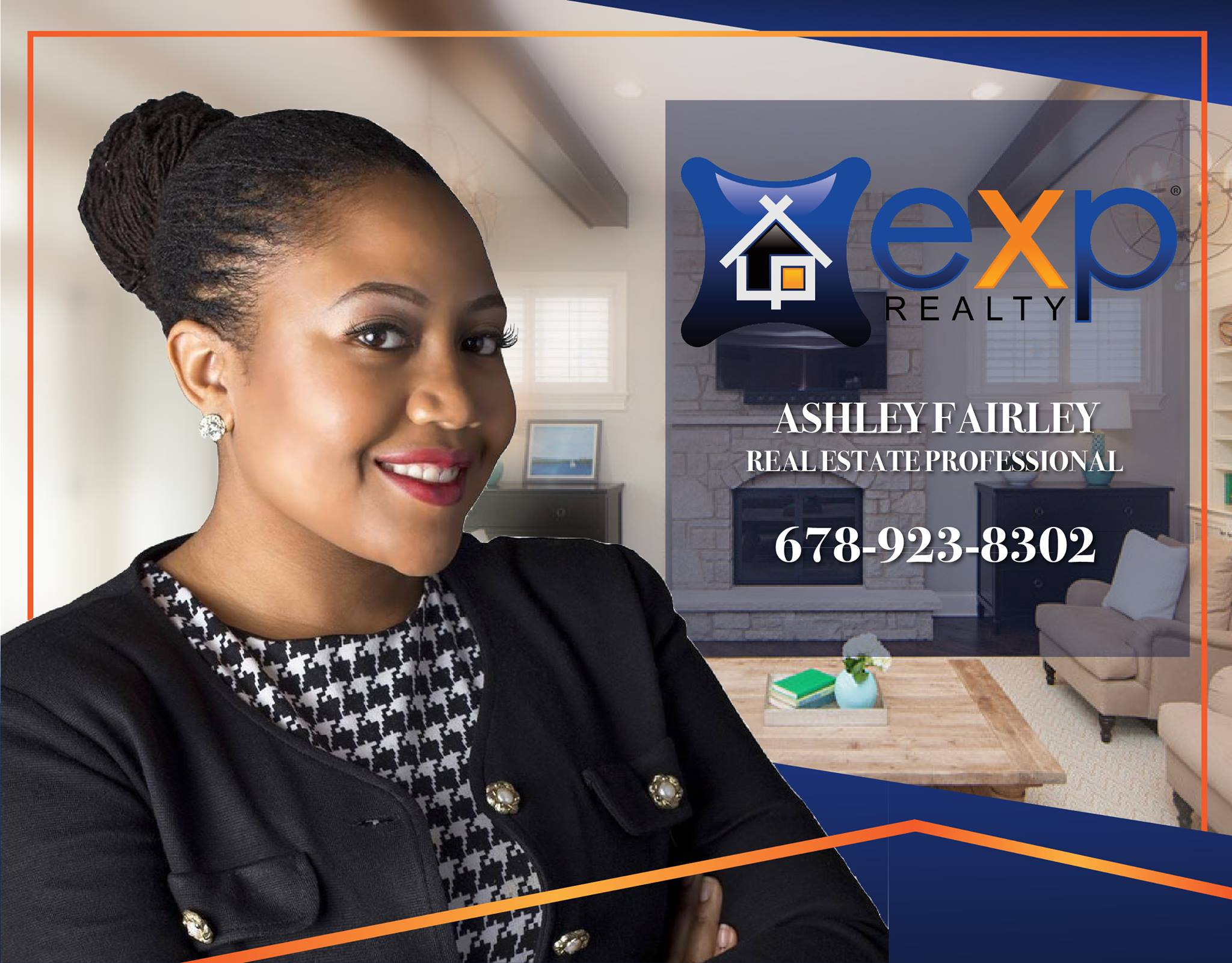 Ashley Fairley, Real Estate Professional